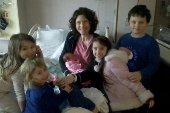 Sarah and the Gang