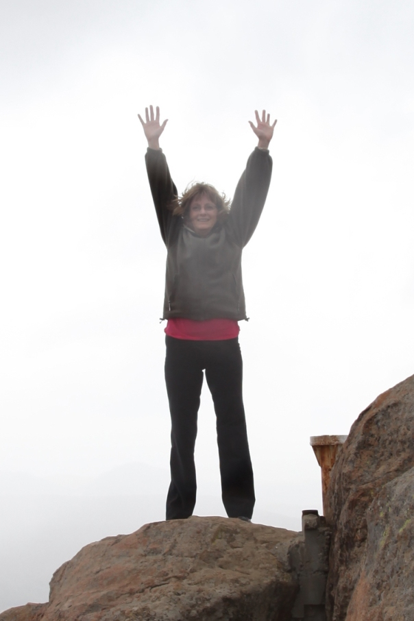 Mom on the Mountain