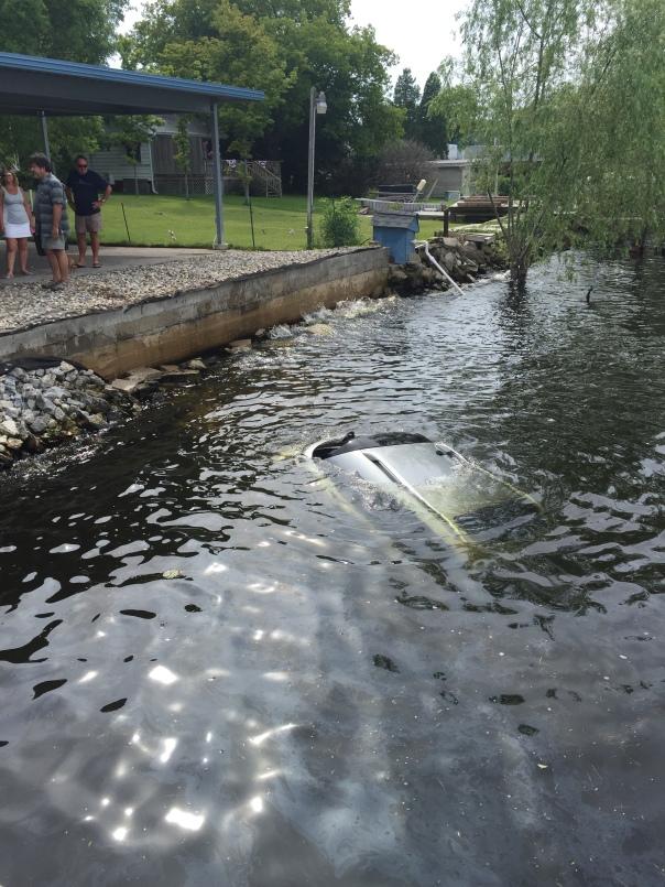 Balcom's Cove Accident